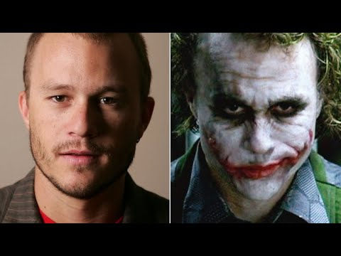 How Playing The Joker Changed Heath Ledger For Good