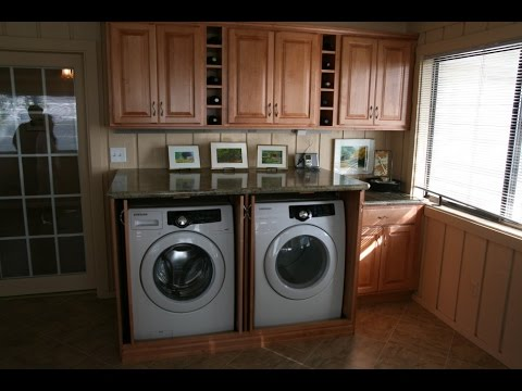 Adorable Laundry Room Layout Design Ideas