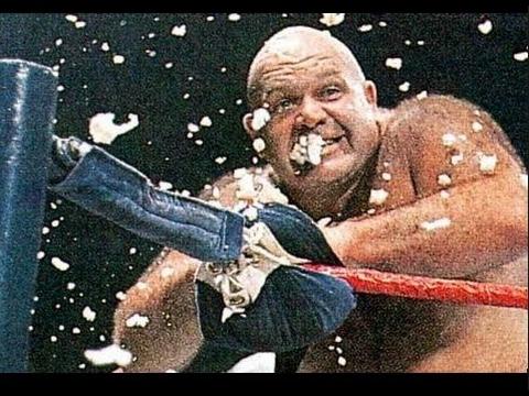 RIP George The Animal Steele, wrestling legend - 1937-2017