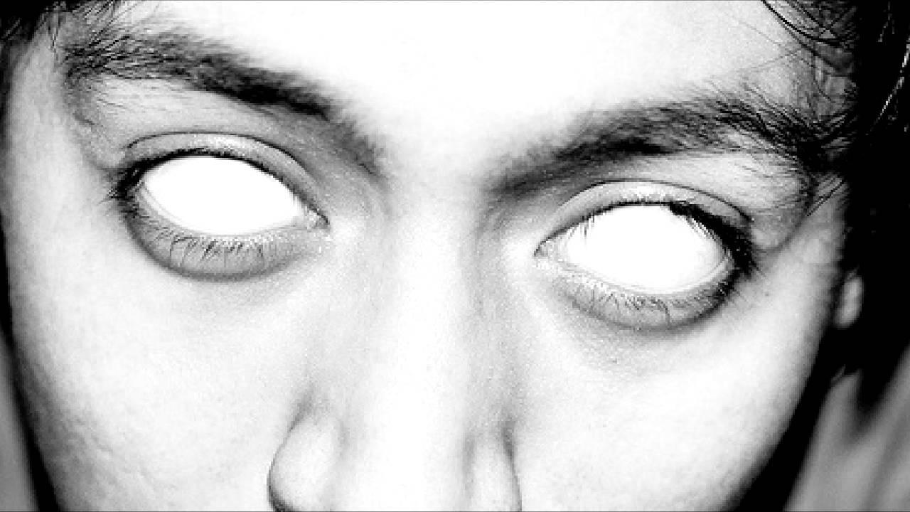 увидите без зрачков картинки маску глаз пальцем