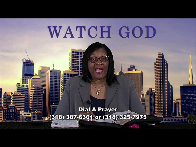 WATCH GOD 9 29