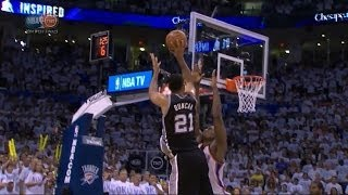 Download Spurs - Thunder 112-107 : finale (regulation and OT) | Game 6 | western finals 2014 Mp3 and Videos