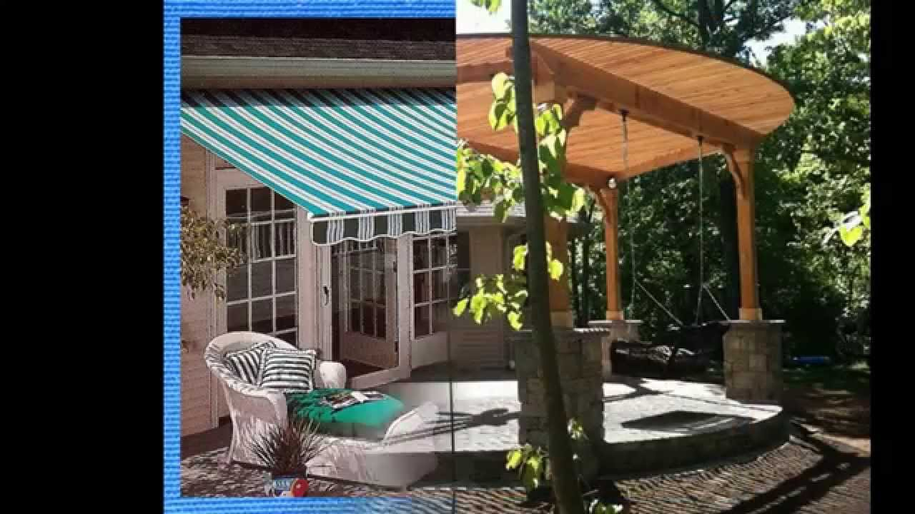 Patio Shade Ideas YouTube