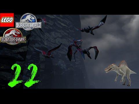 Im Vogel Käfig  l Lego Jurassic World # 22