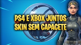SINGLE PAIRING PS4/XBOX, SKIN WITHOUT HELMET AND MORE! -Fortnite, the