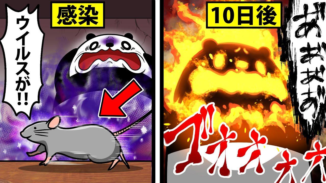 【アニメ】SCP-081 人体発火現象が起きるとどうなるのか?