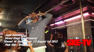 STREET KINGZ ENTERTAINMENT PRESENTS THE SWEET 16 SHAKEDOWN #3 Feat Juelz Santana