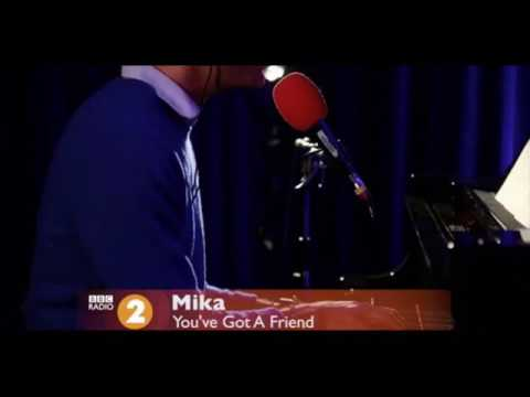 BBC Radio 2 - Mika The Art of Song, MIKA performs Carole King