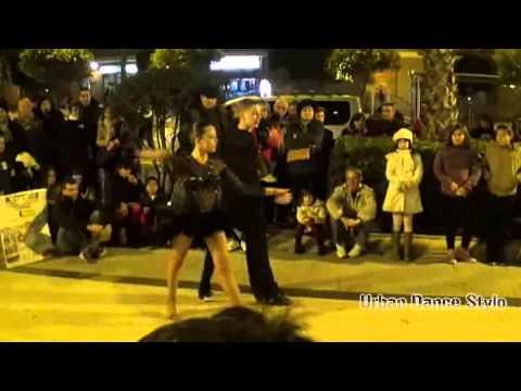 Urban Dance Stylo – Baile Deportivo (Torrent – Daniel y Cristina – 2)