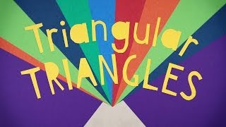 """""""Triangular Triangles"""" by The Bazillions"""