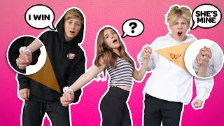 Last To STOP HOLDING HANDS Wins $10,000 Challenge W/ My CRUSH **Gone Too Far**🤝💔| Piper Rockelle