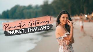 ROMANTIC THAILAND ❤ Couples Vacation in Phuket + Pha Nga Bay (James Bond Island)