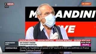 Cover images Les conseils du Dr Ohana pour se protéger du Coronavirus