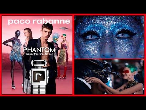 El Perfume REPTILIANO de Paco Rabanne PHANTOM la fragancia de otro mundo