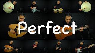 Perfect - Ed Sheeran (Oud cover) by Ahmed Alshaiba
