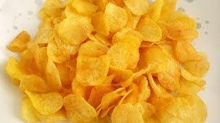 Aloo chips recipe videos / InfiniTube