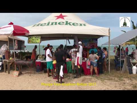 Mango Fest Hopkins Belize 2017