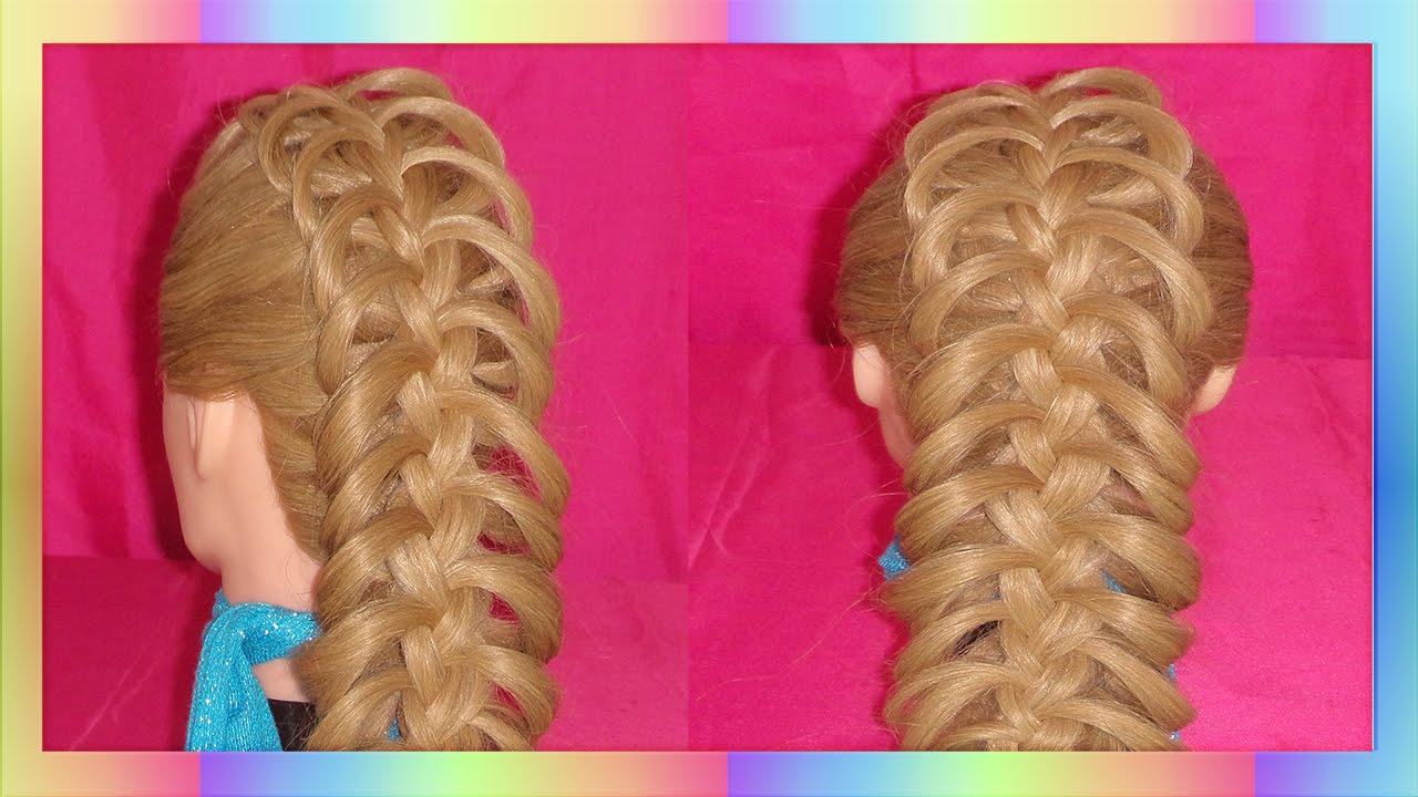 Peinados faciles para cabello largo para niСЂС–РІВ±as