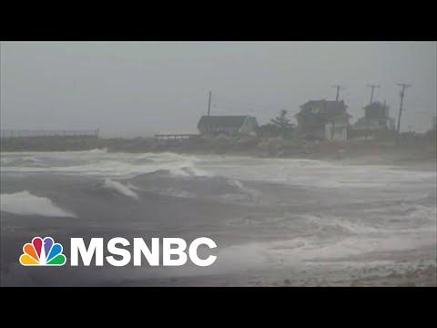 FEMA Deployed Across Northeast Ahead of Henri Landfall