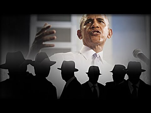 BACKSTABBER IN CHIEF OBAMA JUST ACTIVATED HIS SHADOW PRESIDENCY WITH SECRET MEETING TO END TRUMP
