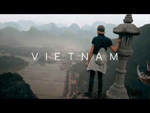 KING KONG MOVIE LOCATION!! Vietnam, Ninh Binh, ENDLESS CAVE SYSTEM!