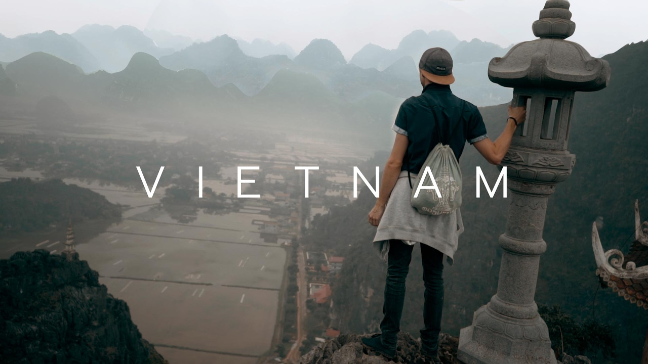 journey throug vietnam in the movie the Chris schalkx captures vietnam's vivid palette in the streets of hanoi and hoi an, its caves and rivers, and a ho chi minh city tower block devoted to cafes.