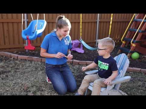 "Jill ""Birdie"" Young Camp Ocean Pines Application Video"