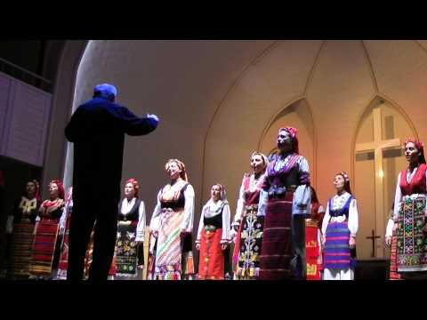 The Bulgarian Voices Angelite. 4 Bulgarian Folk Songs.