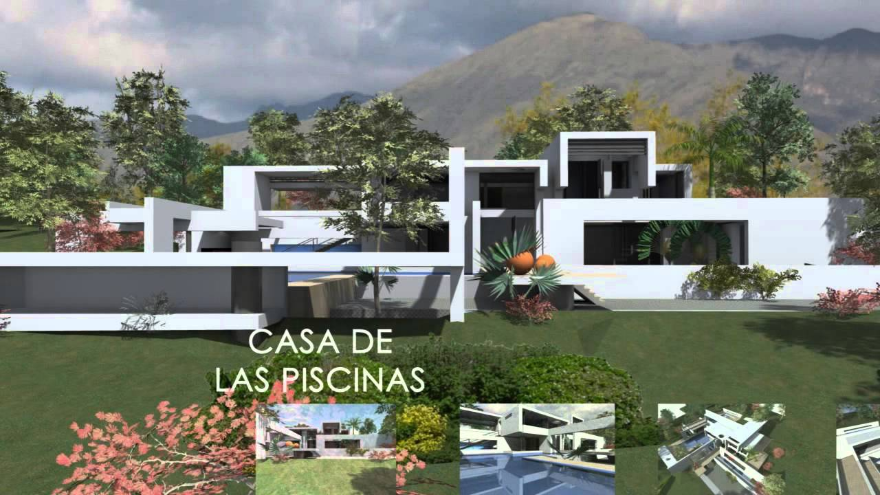 Presentacion dise os casas de campo cat logo 2014 youtube - Disenos casas modernas ...