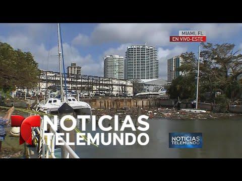 EN VIVO: Edición especial de Noticias Telemundo tras el paso de Irma por Florida