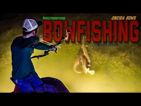 The Gar Spawn And Huge Buffalo- Bowfishing