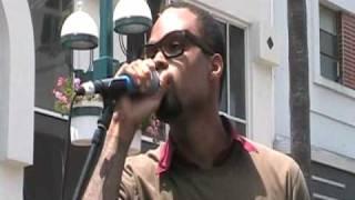 Common Live @ 3rd St Promenade: U, Black Maybe Feat. Bilal