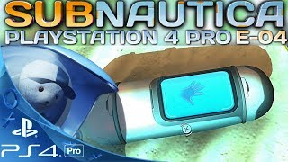 Subnautica PS4 Pro Deutsch Zeitkapsel Playstation 4 German Deutsch Gameplay #5
