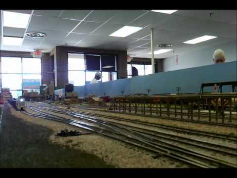Rail Fanning at The TMRC