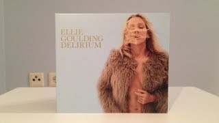 Repeat youtube video Ellie Goulding - Delirium (Deluxe Edition) (Unboxing) HD