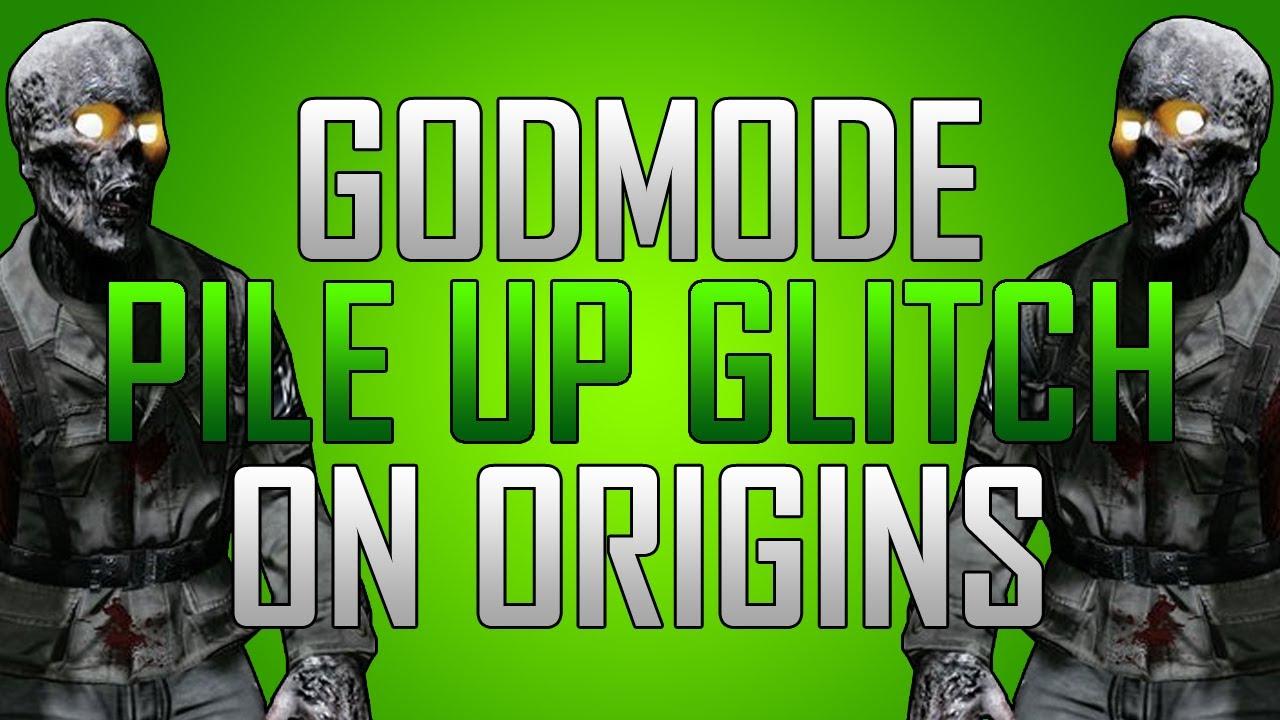 how to get origins godmode