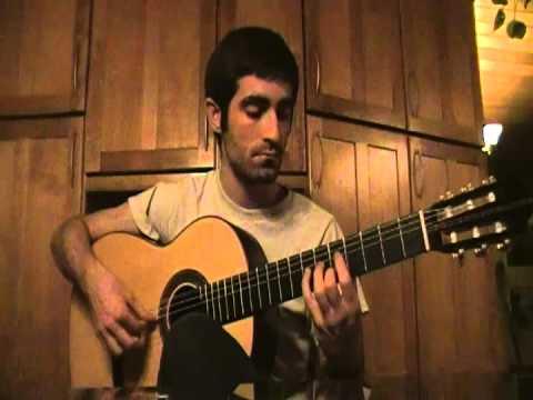 Distant Paths (cancion por bulerias) - Daniel Volovets