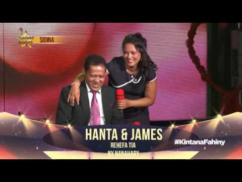 HANTA & JAMES Rehefa Tia (NY NANAHARY)