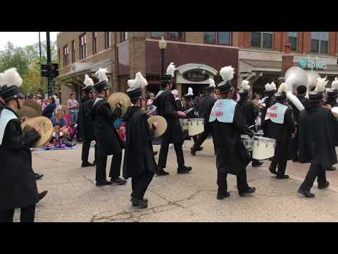 West Ottawa Marching Band- Volksparade 2018