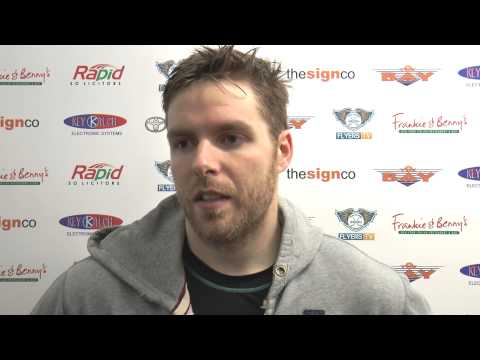 Post Match Feb 22nd - Todd Dutiaume & Kevin Regan
