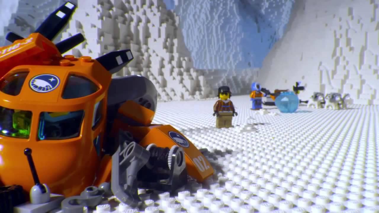 Lego City Reklama Telewizyjna Arktycznego Helikoptera Youtube