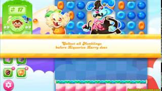 Candy Crush Jelly Saga Level 1447 (No boosters)