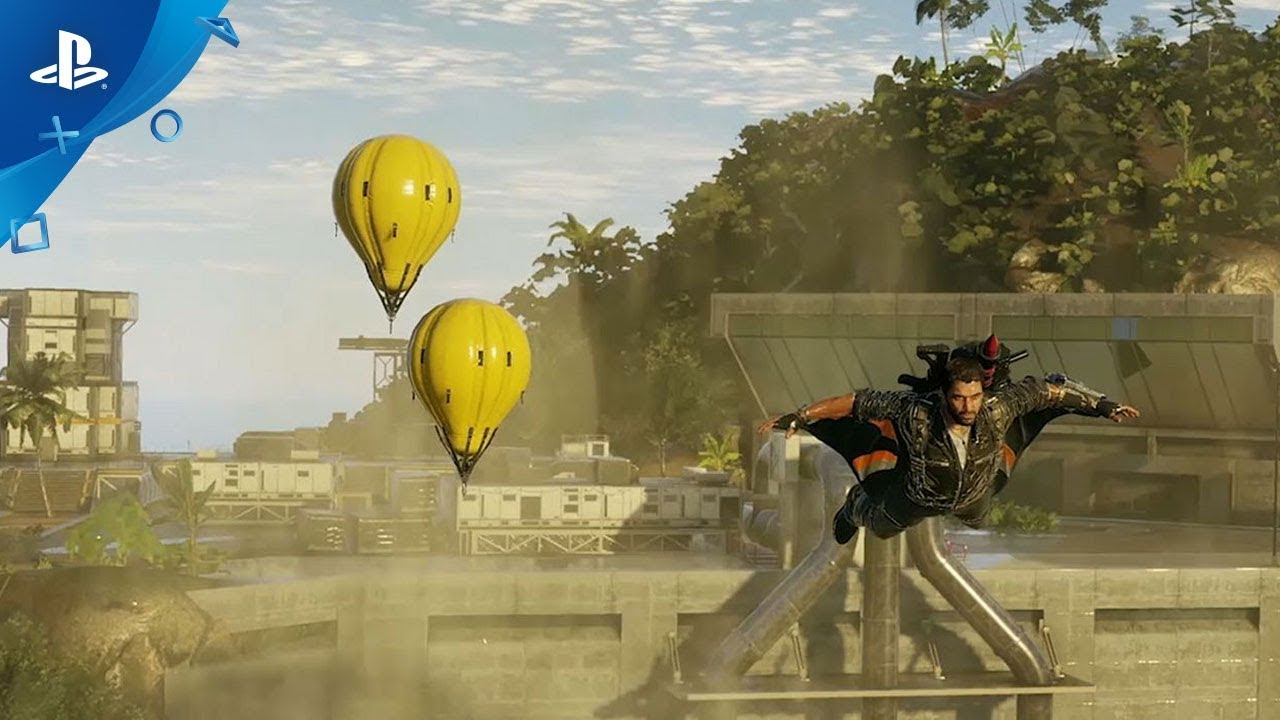 Just Cause 4 – Welcome to Just Cause 4: Developer BTS | PS4