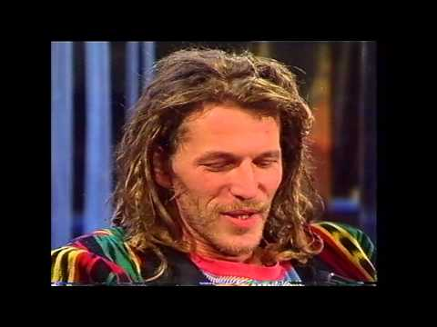Hans Söllner in einer Talkshow - 1993!!!