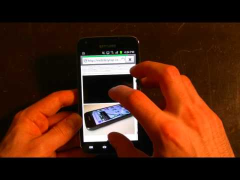 Telus Samsung Galaxy S II X Review