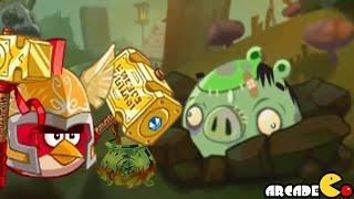 Angry Birds Epic: NEW Cave 11 Mocking Canyon Level 8 Gameplay Walkthrough