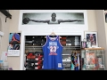 The 1993 Michael Jordan NBA All Star Game Jersey by Mitchell Ness