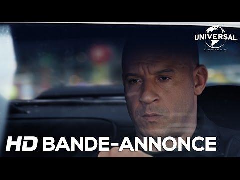 Fast & Furious 8 / Bande-annonce officielle 2 VF [Au cinéma le 12 avril 2017]