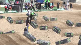 Monster Cup 2018 Press Day Raw part 1