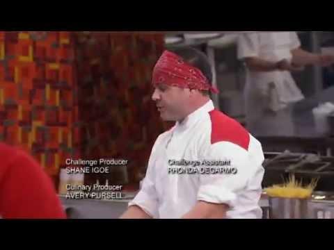 Chef Andi Pissed! HK S12E13  P of next episode